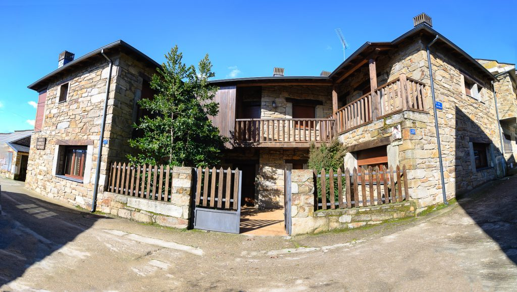 Complejo Rural en Trefacio